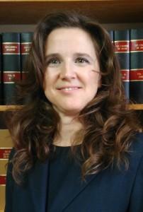 Marie-Hélène Toussaint, avocate